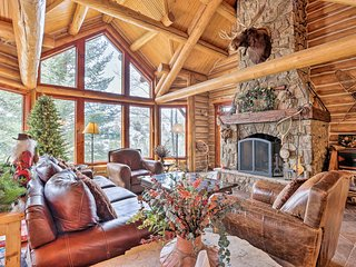 NEW-Extravagant Private Cabin By Beaver Creek+Vail