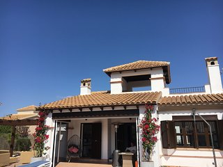 Recently refurbished and upgraded luxury villa in a quiet location