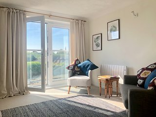 Waterside a one bedroom apartment on the River Brede, Rye, East Sussex