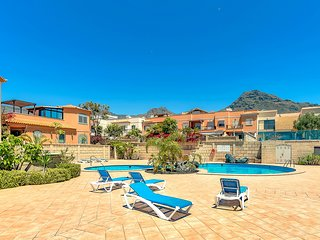 Fully air conditioned 4 Bedrooms TownHouse in Joyas Del Duque, Costa Adeje