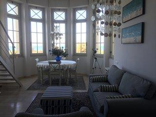 Appartamento in recidence direttamente sulla spiaggia con posto auto e cabina