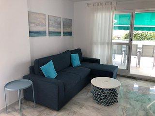Duplex primera linea de playa de 3 dormitorios con 3 banos