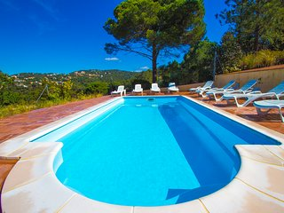 Catalunya Casas: Relaxing Villa Lloraine in Costa Brava with mountains views. Fo