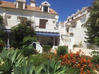 Spacious house 50 metres from the beach Fuengirola.