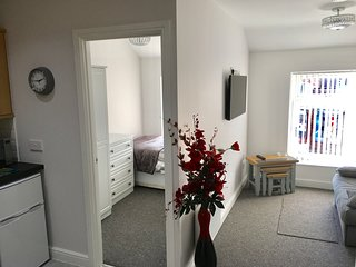 Brand New One Bed Flat in Central Location Close to the M4, Pencoed