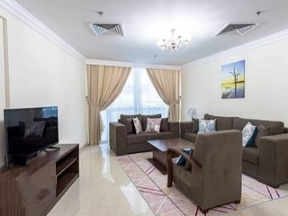 New brand luxury fully furnished flats