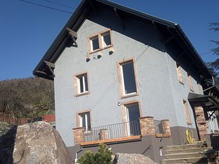 Gite le Schnepf rdc 2ch terrasse avec sauna et wifi