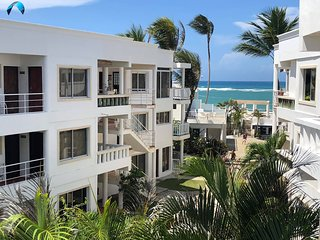 Cosy Apartment 1 on WorldClass KiteBeach in Cabarete