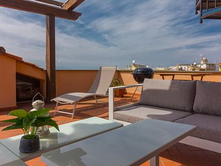 Casa Felicita - Apartment with terraces and sea view in Massa Lubrense