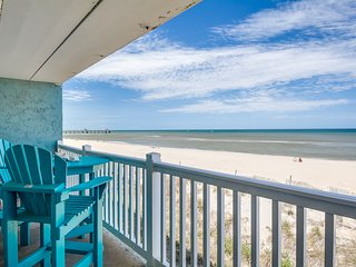 Sweet Southern Pearl, OBX Oceanfront Condo