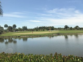 Private Corner * Tropic Schooner / Water & Golf Course Views!!