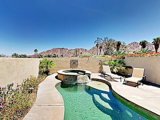 Mountain-View Stunner with Pool in La Quinta