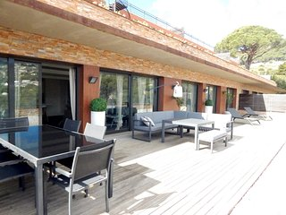 Lujoso Apartment en Aiguablava con vista al mar y piscina comunitaria