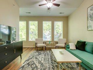 Dormigo Cozy 1 Bedroom minutes drive from Centennial Park & Vanderbilt