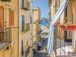 """Beautiful apartment in Cefalu"""" (PA) w/ WiFi and 1 Bedrooms"""