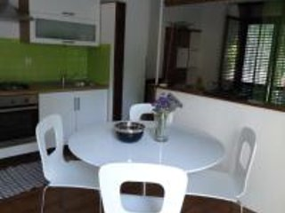 Great Family Apartment & Terrace, holiday rental in Gustirna
