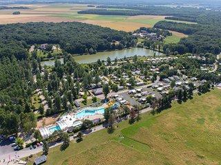 Akwaba 401, a proximité des Chateaux de la Loire et du Zoo de Beauval.