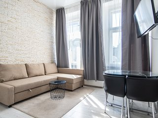 Modern apartment with 2 bedrooms and 2 bathrooms in Andel by easyBNB
