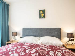 Luxurious apartment with big living room at Andel by easyBNB