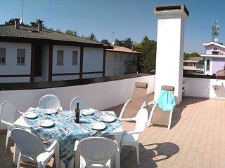 Villa Lisy App.4  La prima casa vacanze a ZERO emissioni di CO2 di Bibione
