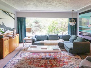 Unique Mid Century Modern Rancher 1 Block from Queen Elizabeth Park