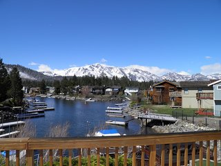 584 Alpine Tahoe Keys Boat Dock  Mt. Tallac Views