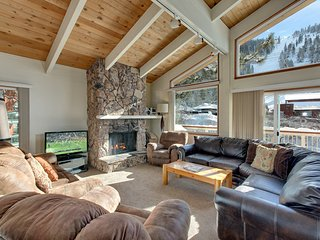 3851 Saddle Heavenly Slopeside Ski Cabin