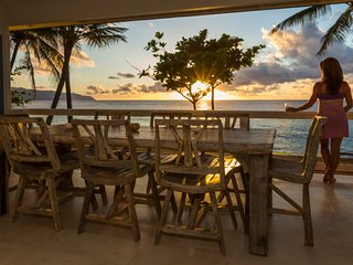 Maluhia Beach House ~ Peace & Tranquility