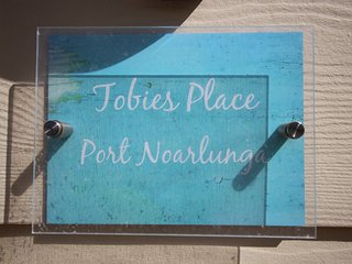 Tobies Place; relocation and holiday home