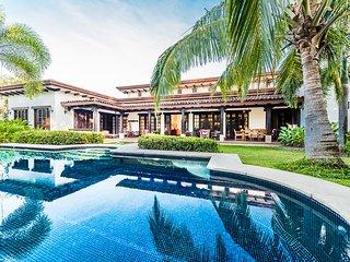 Casa Nibbana at Hacienda Pinilla