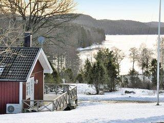 Beautiful home in Svanskog w/ WiFi and 2 Bedrooms
