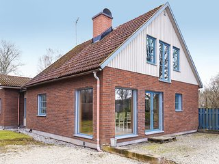 Awesome home in Kopmannebro w/ WiFi and 3 Bedrooms