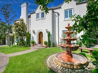 New Listing! Luxury Gated Home w/ Private Pool, Hot Tub & Gourmet Kitchen