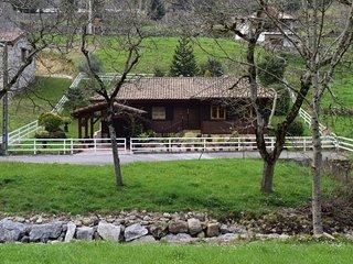 Bonita casa en Borleña