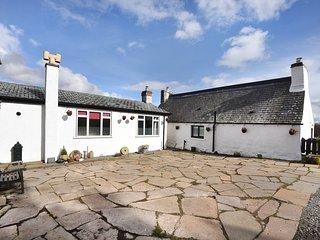Balinoe Croft shares a courtyard with Shepherd's Cottage.