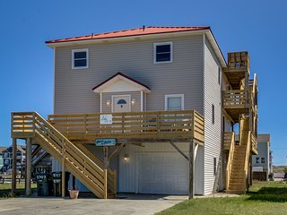 Shore N Dipity | 743 ft from the beach | Nags Head