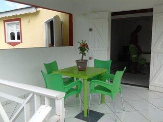 Big apt with garden & terrace