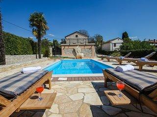 Villa Alma-charming restored Istrian stone house