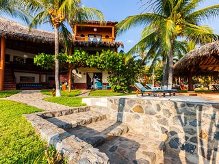 Casa Manzanillo B&B | Troncones, MX