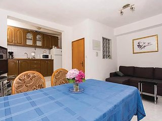 Beautiful apartment in Kastel Gomilica w/ WiFi and 1 Bedrooms