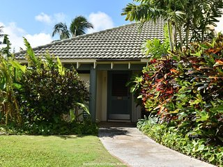 Kauai Vacation Rental Manualoha Condo 601 - A/C Bedroom, Poipu, Hawaii