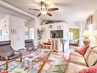 NEW! Surfside Beach Resort Home - 1 Block to Beach