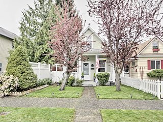 NEW-Tacoma Home, Walk to University of Puget Sound