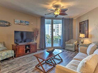 NEW! Palms of Destin Condo w/Views & Beach Access!