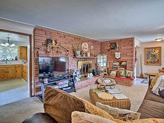 South Denver Lake Home w/Large Yard & Hammock