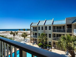 2BR Beachfront Condo~Quiet & Close to All~Rates Great Spring Rates!
