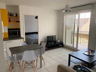 Appartement T2 sur le Port de Camaret