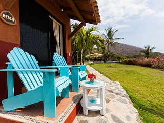 Beach Suite | Casa Manzanillo B&B - Troncones, MX