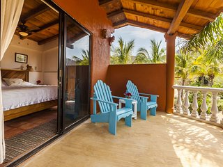 Bridge Suite | Casa Manzanillo B&B - Troncones, MX
