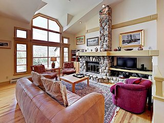 Ski In/Ski Out! Beaver Creek Townhouse, Near World-Class Slopes